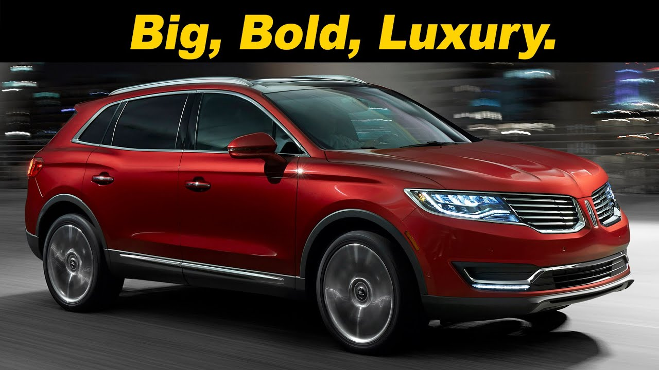 2016 2017 Lincoln Mkx 2 7l Turbo Review And Road Test Detailed In 4k Uhd