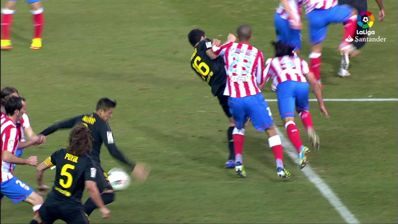Resumen De Atlético De Madrid Vs Fc Barcelona 1 2 2011