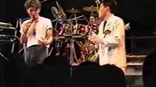 QUESTION & ETC ROCK COMPANY 88' 石垣市民会館大ホール 1988年4月29日.