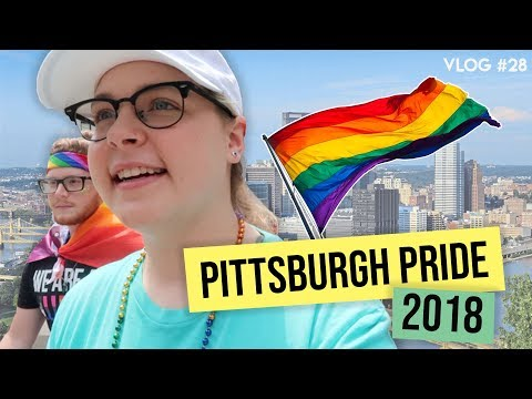 PITTSBURGH PRIDE 2018 (gay)