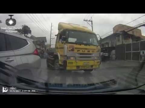 Dash Cam Owners Philippines - Reckless Drivers, Motorcycle Accident, Trucks