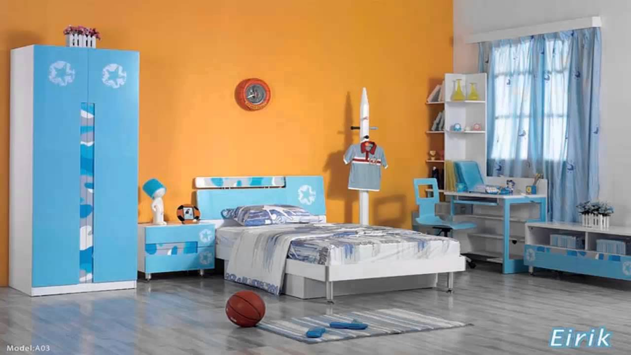 childrens bedroom furniture for small rooms دهانات غرف اطفال 20409