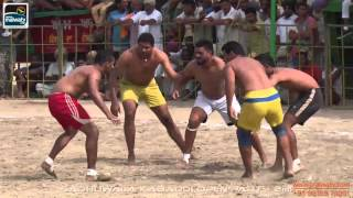 SADHUWALA (Ferozepur) kabaddi Tournament Sep-2014 (HD). Part 2nd.