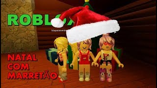 ROBLOX - Ana et Bela Natal com Marreto (Flee the Facility)