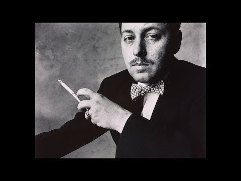 Tennessee Williams: No Refuge but Writing