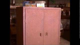 For Sale Cabinet  Did I Do That Right