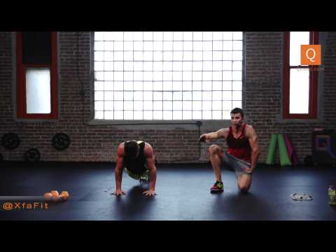 High Intensity Training For 20 Minutes