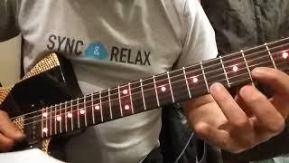 Игра на гитаре. Урок 168. Струны от Виноградова, и риф для разгона 2.