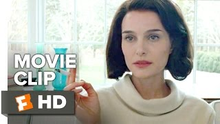 Jackie Movie CLIP - You Wanna Be Famous (2016) - Natalie Portman Movie