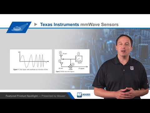 Texas Instruments mmWave Sensors — Featured Product