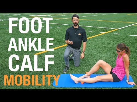 Foot, Ankle & Calf Stability & Mobility for Runners
