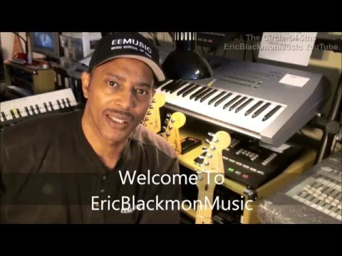 What Is The Circle Of Fifths amp What Is It Used For SOLVED EricBlackmonGuitar  Guitar Piano