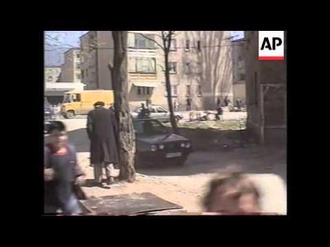Albania - Gun confiscation