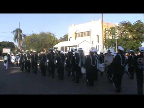 Banda Marcial Getúlio Vargas(Rio Grande) - Concurso Estadual em Guaíba - AGB 2011(entrada)
