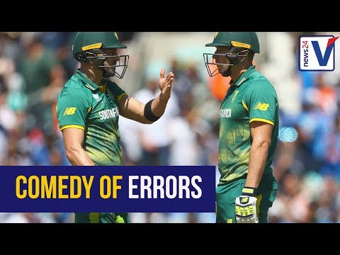 WATCH: Faf Du Plessis reflects on THAT run-out