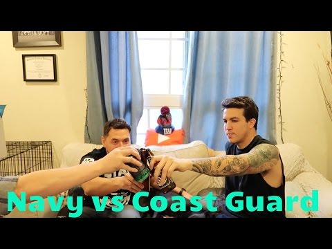 Easiest Military Bootcamp, Special Forces, Crazy Sea Story | Navy vs Coast Guard Q&A Part II