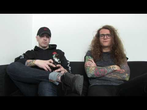 Miss May I - Working With Drew Fulk & Andrew Wade (OFFICIAL INTERVIEW)