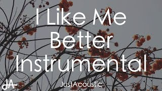 I Like Me Better - Lauv (Acoustic Instrumental)