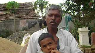 Tobacco addiction in 5 yr old child in Gadchiroli district.
