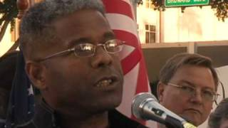 LTC Allen West in support of Israel