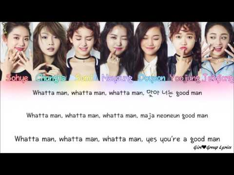 I O I 아이오아이 – Whatta Man Good Man Color Coded Lyrics ENGROMHAN