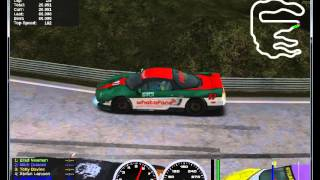 Speed Dreams Supercar Tourament Rounds 1 And 2