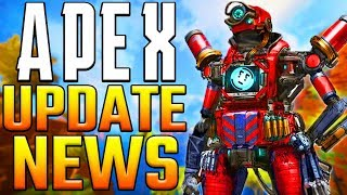 Apex Legends Update News! Respawn Beacon + Ping System Changes Leaked!