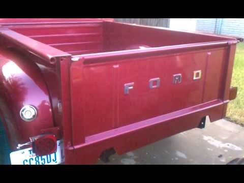 1979 Ford Truck F100 Stepside Youtube