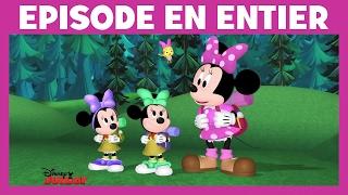 La Boutique de Minnie - Les joyeuses campeuses - Episode en entier