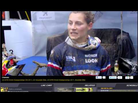 Emmeline Ragot World Champion Champerey 2011