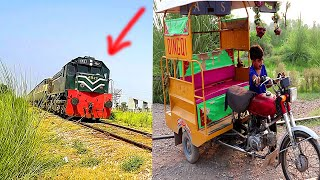 Train VS Riksha Driver   Social Message Short Film   New Moral Story
