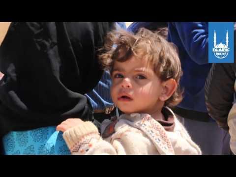 Islamic Relief Jordan Office Activities