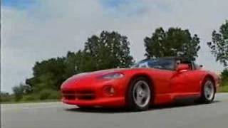 Dodge Viper RT/10 review