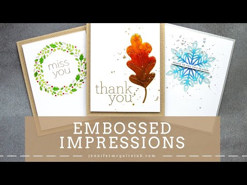 Embossed Impressions