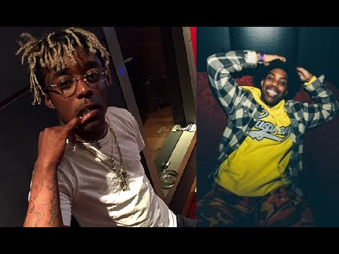 Lil Uzi Vert and Reese La Flare Run Into Each other... and they almost get into a Fight.