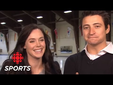 Tessa Virtue and Scott Moir: Memories of NHK Trophy