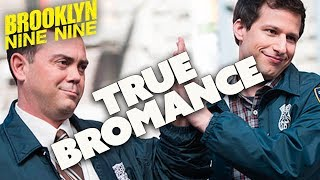 Jake and Charles: TRUE BROMANCE/ BROBACK MOUNTAIN | Brooklyn Nine-Nine | Comedy Bites