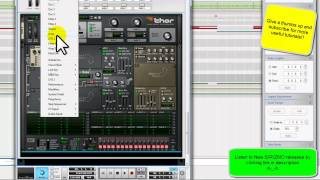 Knife Party - Laser Synth Tutorial in Reason - FREE Patch Download