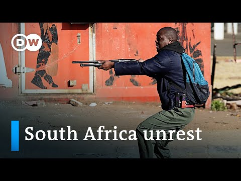 At least 72 killed in South Africa unrest: Are authorities unable to quell the violence? | DW News