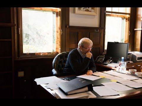 Ideas & Society-K Rudd: Challenges Facing Australian Governance