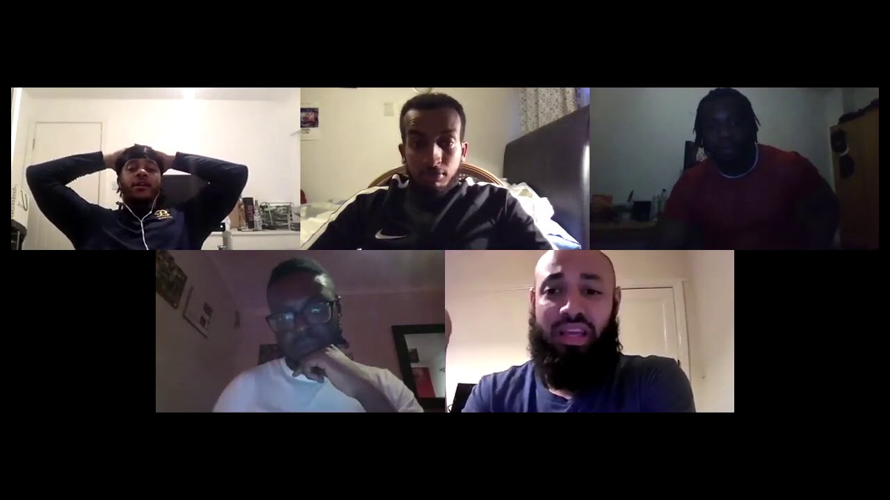 Podcast: Episode 12 - RIP Chadwick Boseman, Nines - Crabs in the Bucket Review, Roast Session