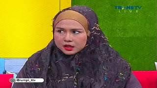 RUMPI NO SECRET 15 Juni 2017 - Penuturan RIA IRAWAN tentang JUPE dan YANA sebagai sesama PENDERITA