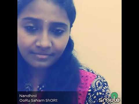 Ooru Sanam Song by Naga Nandhini #1