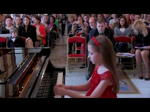 XVI Concours International de Piano A.Scriabine. Paris-2016