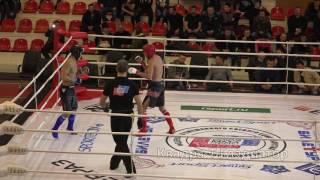 326 Цой Андрей (Уссурийск) - Асадов Амир (Страйкер) 56,7 кг