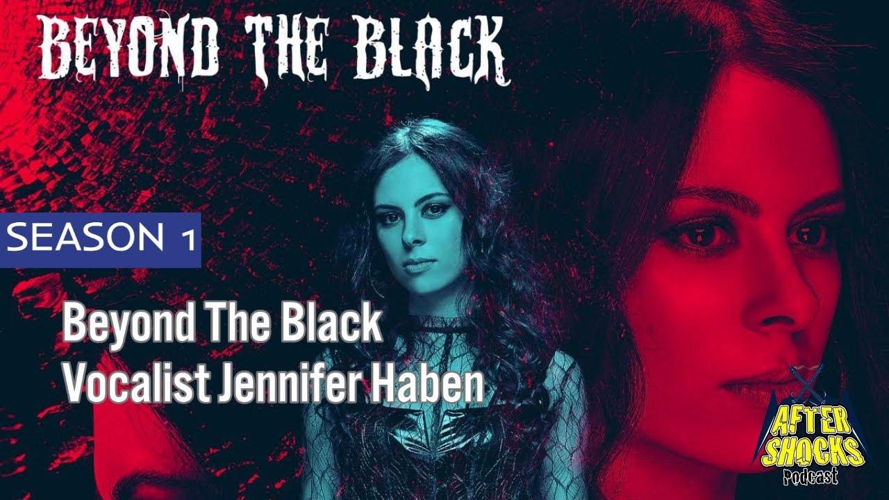 Beyond The Black Vocalist Jennifer Haben