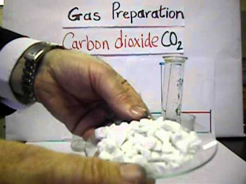 an introduction and an analysis of the carbon dioxide marble chips