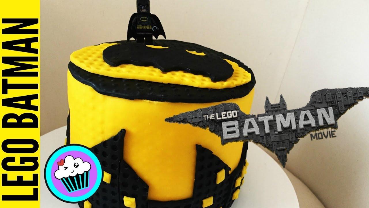 Batman Lego Cake Movie