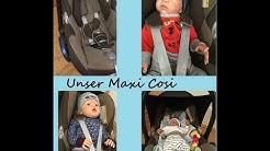 Unser Maxi Cosi Cabrio Fix | Erklären | Reborn Baby