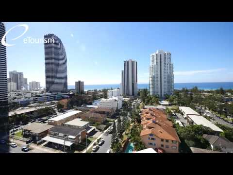One Bedroom Sub-Penthouse Apartment With Ocean View - Broadbeach Savannah